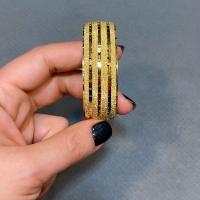 النگو  نقره تکپوش علمدار یزد کد 699 طلایی