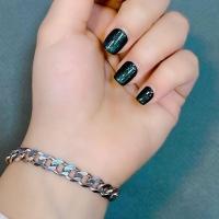دستبند مردانه نقره عیار 925